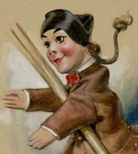 portrait de Guignol
