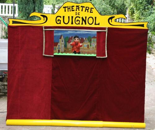 Théâtre ambulant