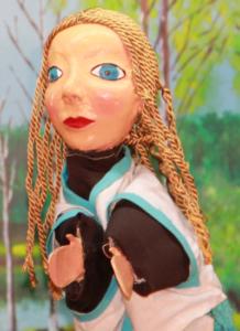 marionnette Cerise