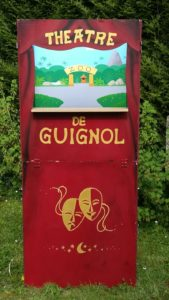 theatre guignol ambulant