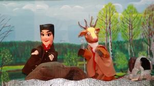 Guignol et Cerf Pantin