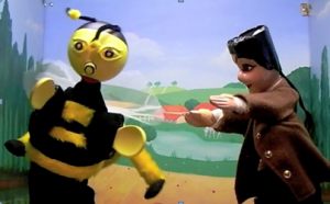 Guignol et l'abeille
