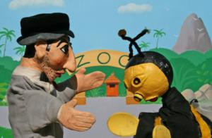spectacle marionnettes en maternelle