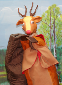 Marionnette Cerf