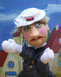 marionnette Mme Gardavou