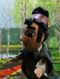 marionnette voleur Grolouche