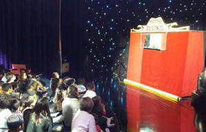 spectacle arbre de Noël Lido