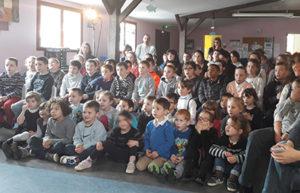 spectacle marionnette école primaire