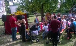 théâtre marionnettes parc Yvelines